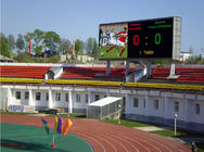 Gute Qualität RGB led-display & Videowand-Miete 1R1G1B der Sport-Stadions-Werbungs-Anzeigetafel-P4.81 LED disponibles à la vente