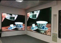 Statium Large Screen Curtain LED Display Flexible P4.81 Indoor Fixed Installation