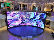 Wide Viewing Angle RGB LED Display HD P3.91 Outdoor Screen Dustproof For Activities