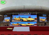 P4.8 Rental LED Display 6500K - 9500K Outdoor Stage Background Screen